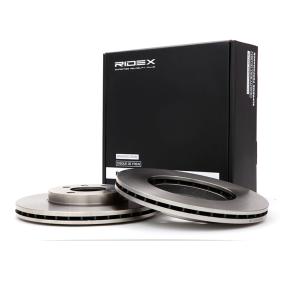 6NO615301D für VW, Bremsscheibe RIDEX (82B0215) Online-Shop