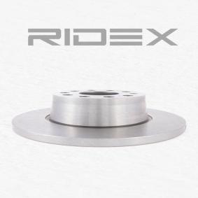 VW TOURAN (1T1, 1T2) RIDEX Dichtungsvollsatz 82B0342 bestellen