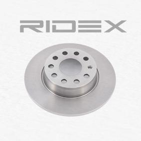 RIDEX 82B0342 Bremsscheibe OEM - 561615601 AUDI, SEAT, SKODA, VW, VAG günstig