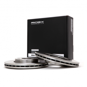 500 (312) RIDEX Disco de freno 82B0067