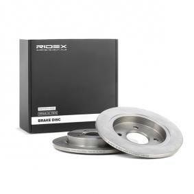 RIDEX Cojinete, Caja Cojinete Rueda 82B0014 para FORD FOCUS 1.8 TDCi 115 CV comprar