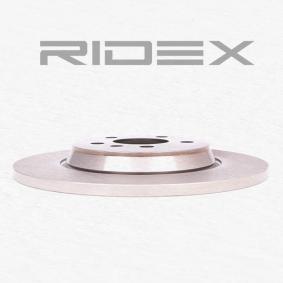 RIDEX Bremsscheibe (82B0252) niedriger Preis