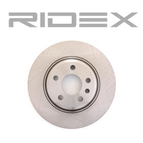 RIDEX Bremsscheibe 82B0252