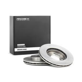 6N0615301G für VW, AUDI, SKODA, SEAT, Bremsscheibe RIDEX (82B0044) Online-Shop
