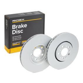 JZW615301D für VW, AUDI, SKODA, SEAT, Bremsscheibe RIDEX (82B0143) Online-Shop