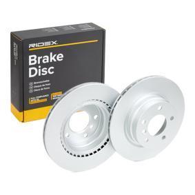 34216764651 für BMW, MINI, Bremsscheibe RIDEX (82B0168) Online-Shop