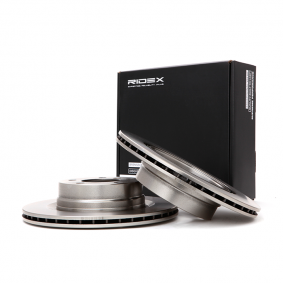 RIDEX 82B0168 Bremsscheibe OEM - 34216764651 BMW, BILSTEIN, BREMBO, MINI, A.B.S., APEC braking, WOKING, BMW (BRILLIANCE) günstig