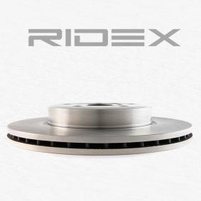 RIDEX Bremsscheibe (82B0029) niedriger Preis