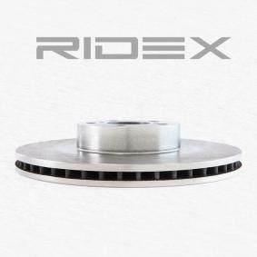 RIDEX Bremsscheibe (82B0155) niedriger Preis