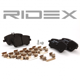 MERCEDES-BENZ CLASE C (W203) RIDEX Disco de embrague 402B0056 comprar