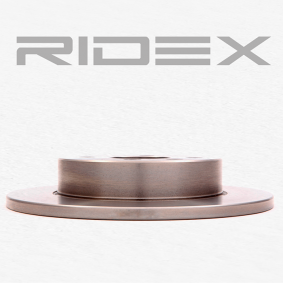 RIDEX OPEL ASTRA Tarcza hamulcowa (82B0008)