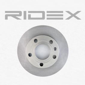 AUDI A4 (8E2, B6) RIDEX Hauptscheinwerfer Einzelteile 82B0038 bestellen