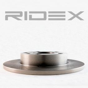 Hauptscheinwerfer Einzelteile Art. No: 82B0038 hertseller RIDEX für AUDI A4 billig