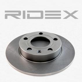 AUDI A4 1.9 TDI 130 CV año de fabricación 11.2000 - Batería (82B0038) RIDEX Tienda online