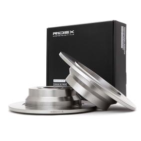 A2114230712 für MERCEDES-BENZ, Bremsscheibe RIDEX (82B0228) Online-Shop