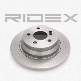 RIDEX 82B0228 Bremsscheibe OEM - A2114230712 MERCEDES-BENZ, CIFAM, OEMparts günstig