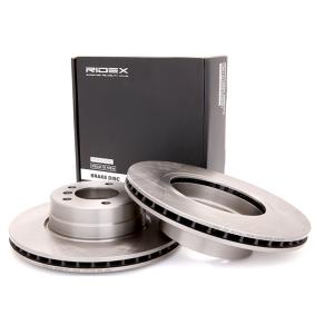 34116764021 für BMW, Bremsscheibe RIDEX (82B0191) Online-Shop