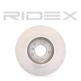 RIDEX Bremsscheibe 82B0191