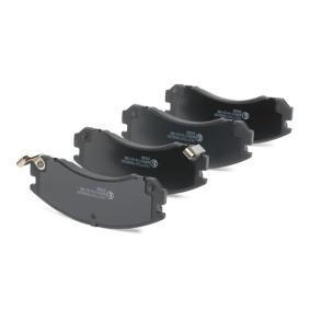 RIDEX Pastiglie freno (402B0069)