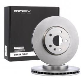 RIDEX Bremsscheibe (82B0201) niedriger Preis
