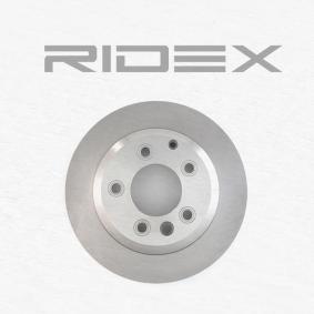 AUDI Q7 (4L) RIDEX Steuerklappe 82B0206 bestellen