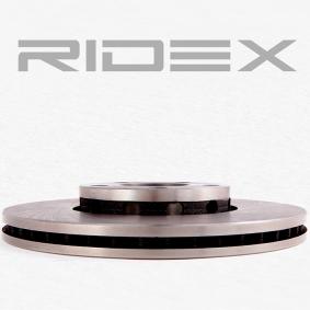 Bremsscheibe Art. No: 82B0007 hertseller RIDEX für AUDI A4 billig