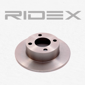 AUDI 100 1.8 88 PS ab Baujahr 02.1986 - Bremskraftregler (82B0036) RIDEX Shop