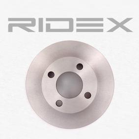 AUDI 100 (44, 44Q, C3) RIDEX Stoßfänger und Einzelteile 82B0036 bestellen