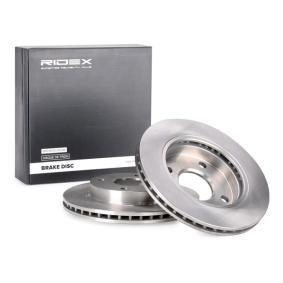 RIDEX Einspritzventil, Einspritzdüse, Düsenstock und PDE 82B0039 für FORD ESCORT 1.4 75 PS kaufen