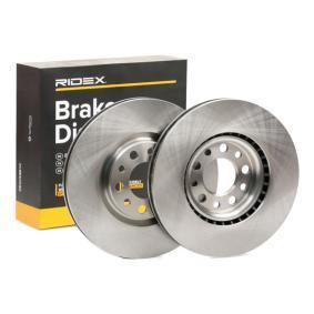 51760621 für MERCEDES-BENZ, FIAT, ALFA ROMEO, Bremsscheibe RIDEX (82B0410) Online-Shop