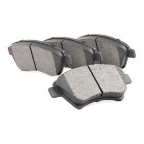 Pastilla de freno Art. No: 402B0144 fabricante RIDEX para RENAULT SCÉNIC a buen precio