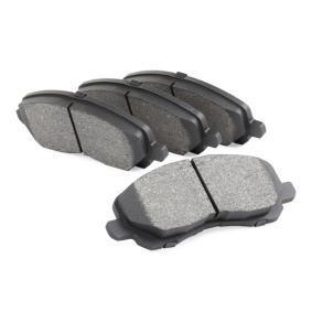 RIDEX MITSUBISHI ASX Pastillas de freno (402B0112)