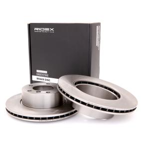 RIDEX 82B0349 Bremsscheibe OEM - 34116764629 BMW, BOSCH, A.B.S. günstig