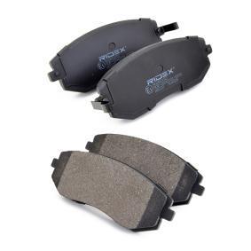 RIDEX Bremssteine 402B0182