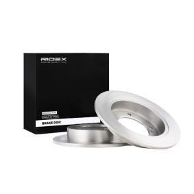 RIDEX Discos de freno 82B0147