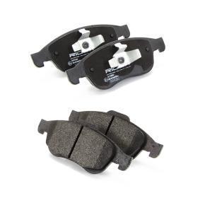RIDEX Brake pads 402B0343