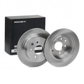 Sentra V (B15) RIDEX Filtro de aceite 82B0315