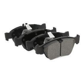RIDEX Bremsbelagsatz, Scheibenbremse (402B0118) niedriger Preis