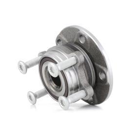 RIDEX 654W0009 Kit de roulement de roue OEM - 5K0498621 AUDI, PORSCHE, SEAT, SKODA, VW, VAG, FIAT / LANCIA, METELLI, A.B.S., BRINK, AUDI (FAW), VW (FAW) à bon prix