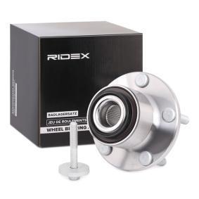 Focus II Berlina (DB_, FCH, DH) RIDEX Cojinete de rueda 654W0121