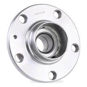 RIDEX Rodamiento de rueda 654W0026