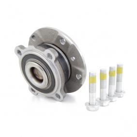 RIDEX Radlagersatz (654W0038)