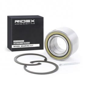 X-TRAIL (T30) RIDEX Cojinete de rueda 654W0047
