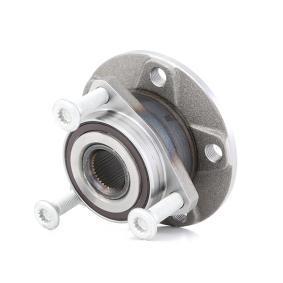 RIDEX Radlagersatz (654W0053)