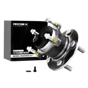 Focus II Berlina (DB_, FCH, DH) RIDEX Cojinete de rueda 654W0424