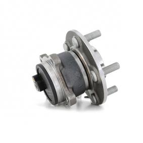 RIDEX Rodamiento de rueda 654W0424