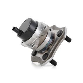 RIDEX Rodamiento de rueda 654W0050