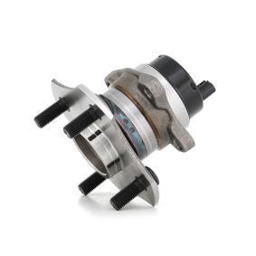 RIDEX Juego de cojinete de rueda (654W0050)