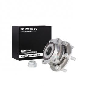 IMPREZA Schrägheck (GR, GH, G3) RIDEX Radlagersatz 654W0429