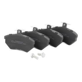 RIDEX Bremsbelagsatz, Scheibenbremse (402B0246) niedriger Preis